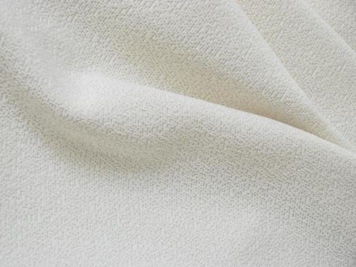 Solid-color washable Trevira® CS upholstery fabric CASBAH - LELIEVRE