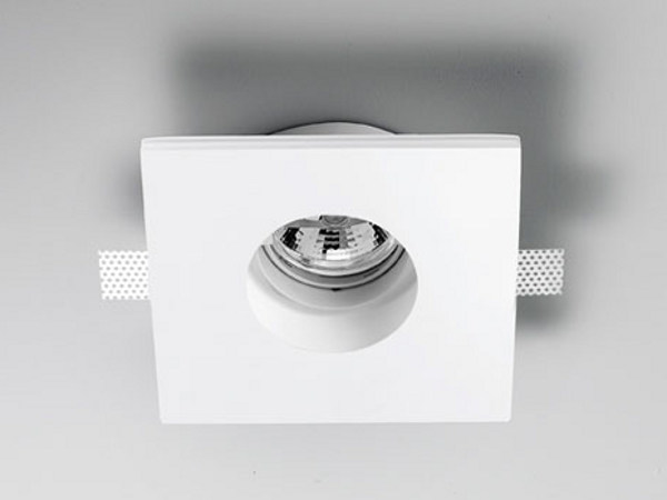 Invisible gypsum spotlight XGR1028 | Spotlight - PANZERI