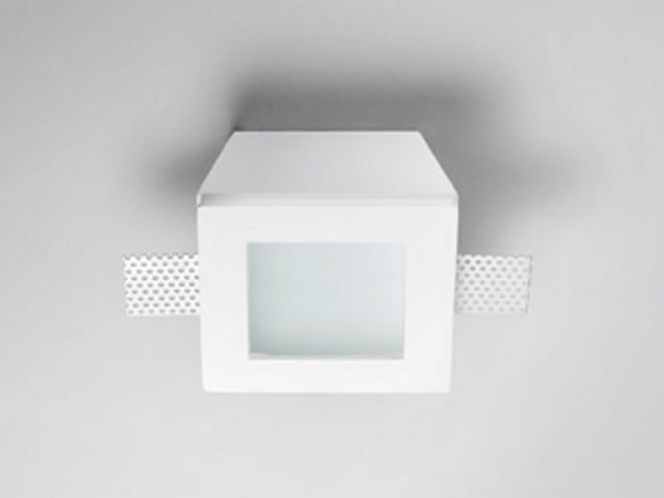 Invisible recessed gypsum spotlight XGQ1203 | Spotlight - PANZERI