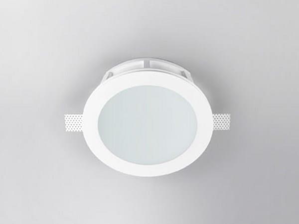 Invisible gypsum spotlight XGR1206 | Spotlight - PANZERI