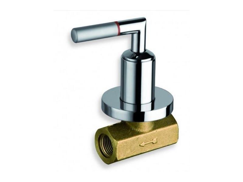 Chrome-plated sink tap PICCHE ELITE | Chrome-plated washbasin tap - CRISTINA Rubinetterie