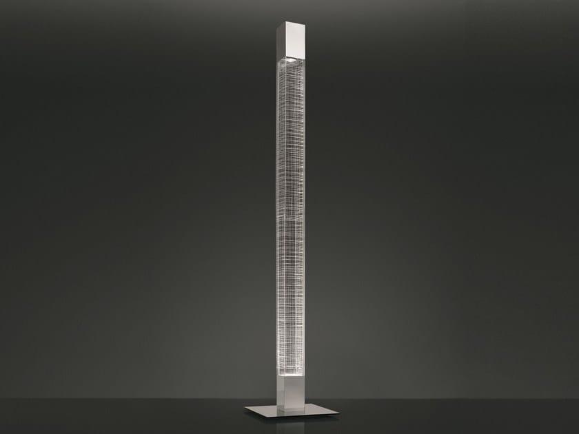 LED methacrylate floor lamp MIMESI by Artemide