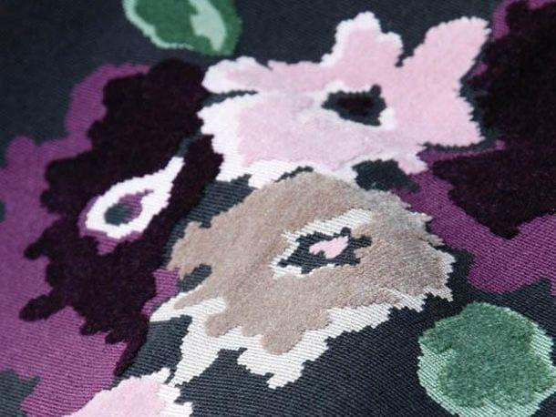 Boucle fabric with floral pattern RUE DES ST. PÈRE - LELIEVRE