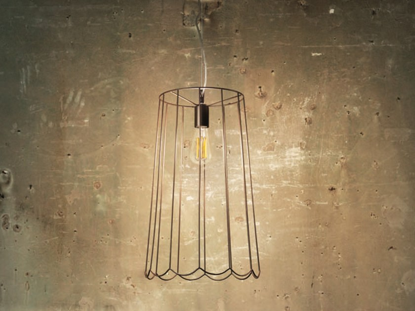 Iron pendant lamp LUCILLA | Pendant lamp by Karman