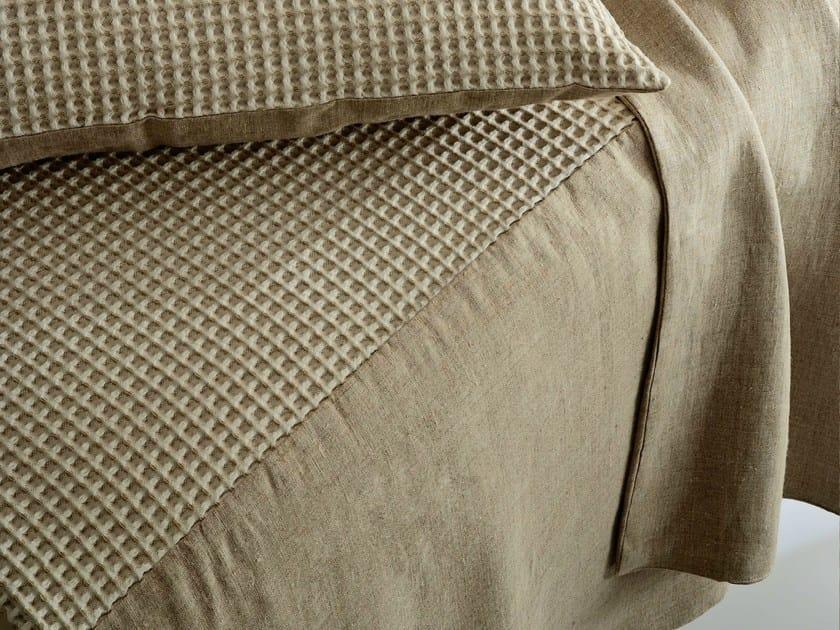 Solid-color cotton bedspread BYBLOS | Bedspread - Cantori