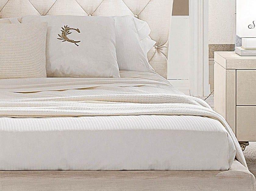 Striped satin bedding set CLASSIC - Cantori