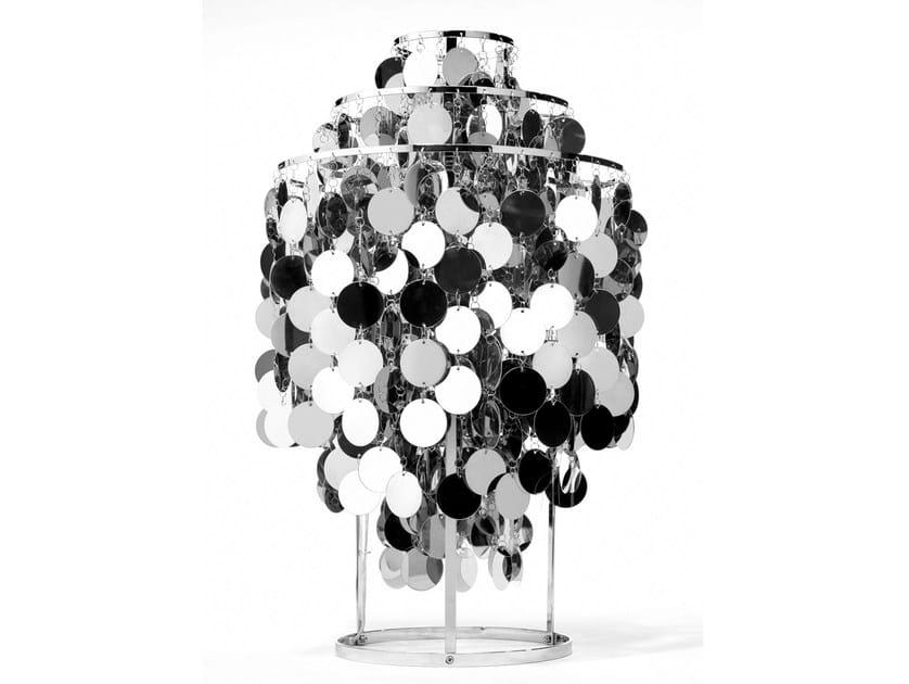 Design metal table lamp FUN 1TA - Verpan