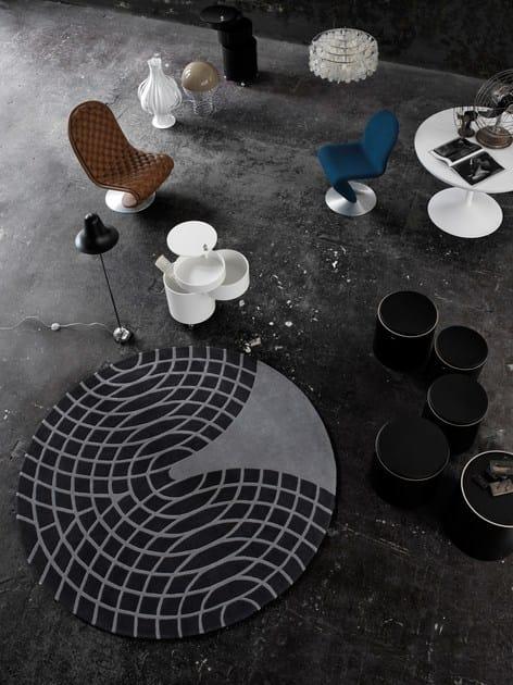 Design metal table lamp FUN 1TA by Verpan