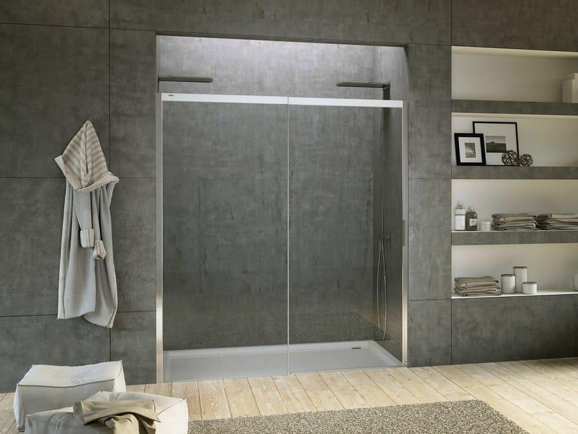 Niche crystal shower cabin ACQUA R 5000 - DUKA