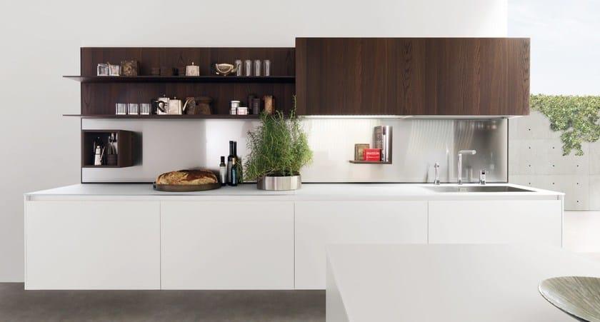Emejing Cucina Con Parete Attrezzata Pictures - Home Interior ...