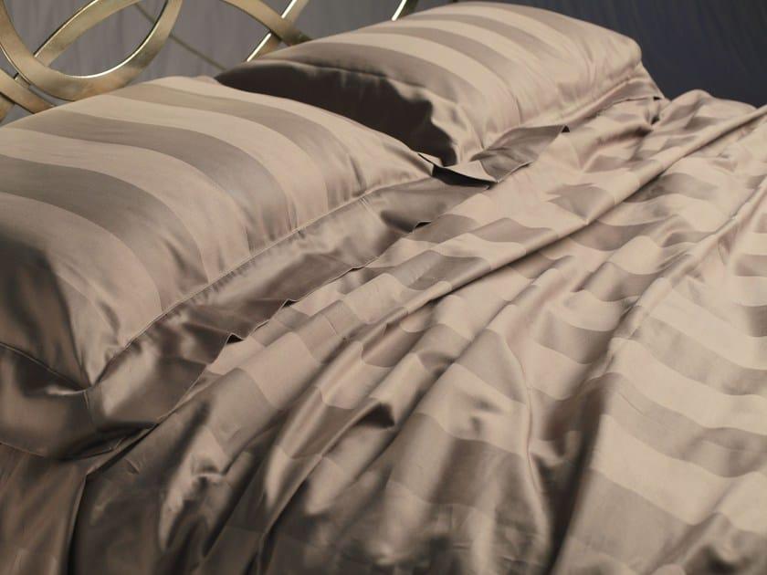 Striped satin bedding set RASO RIGATO - Cantori