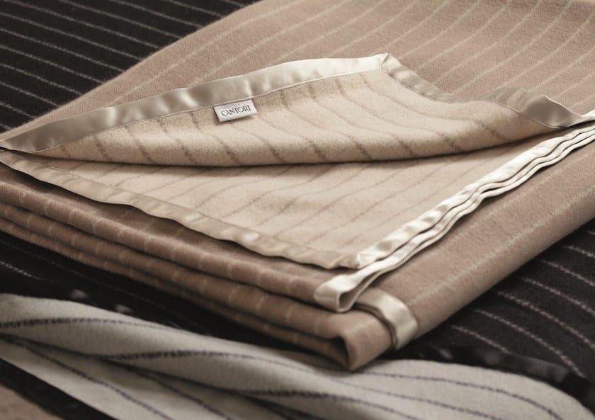 Reversible lap robe PLAID GESSATO   Lap robe - Cantori