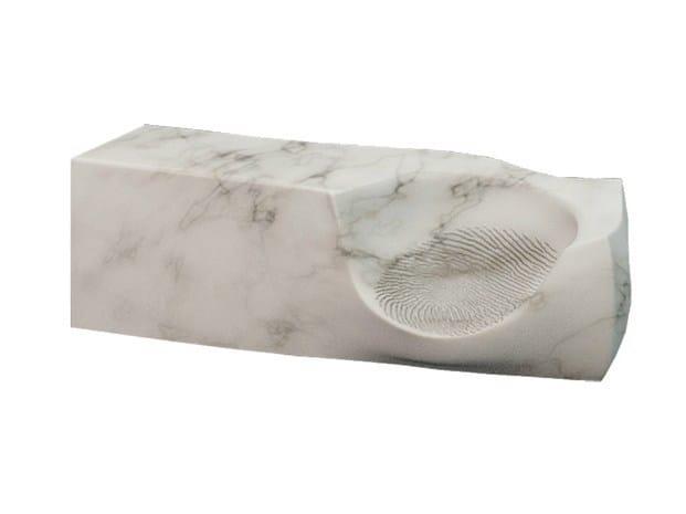 Polyethylene armchair EMPREINTE - VIDAME CREATION