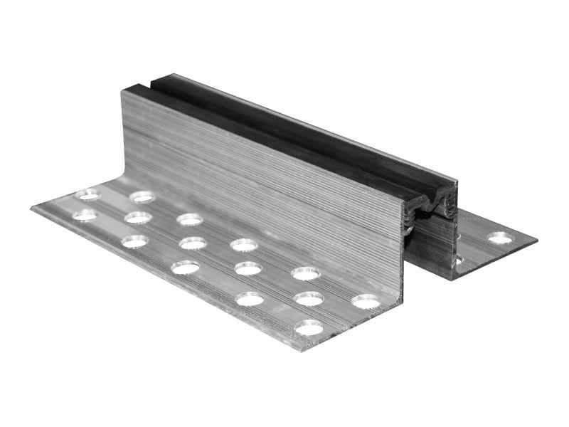 Aluminium Flooring joint K FLOOR G30 - Tecno K Giunti