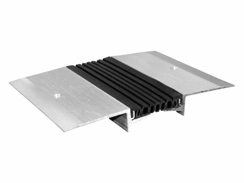 Aluminium Flooring joint K FLOOR F LT G100 - Tecno K Giunti