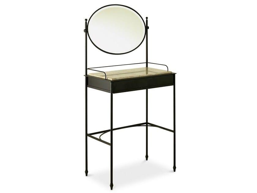 Iron dressing table ALADINO | Dressing table - Cantori