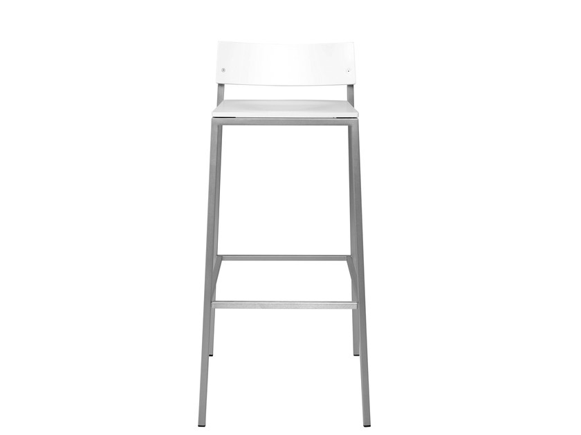 High laminate barstool UNIT | Laminate stool - KFF