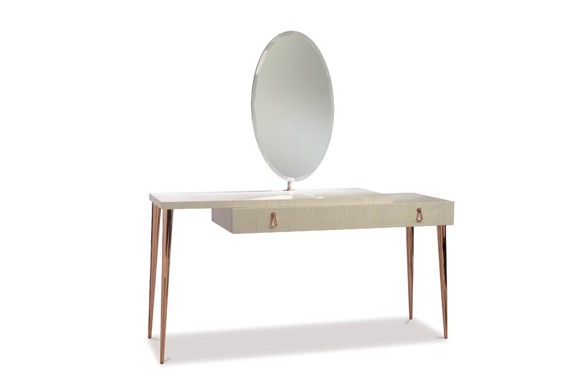 Wooden dressing table CITY | Dressing table - Cantori