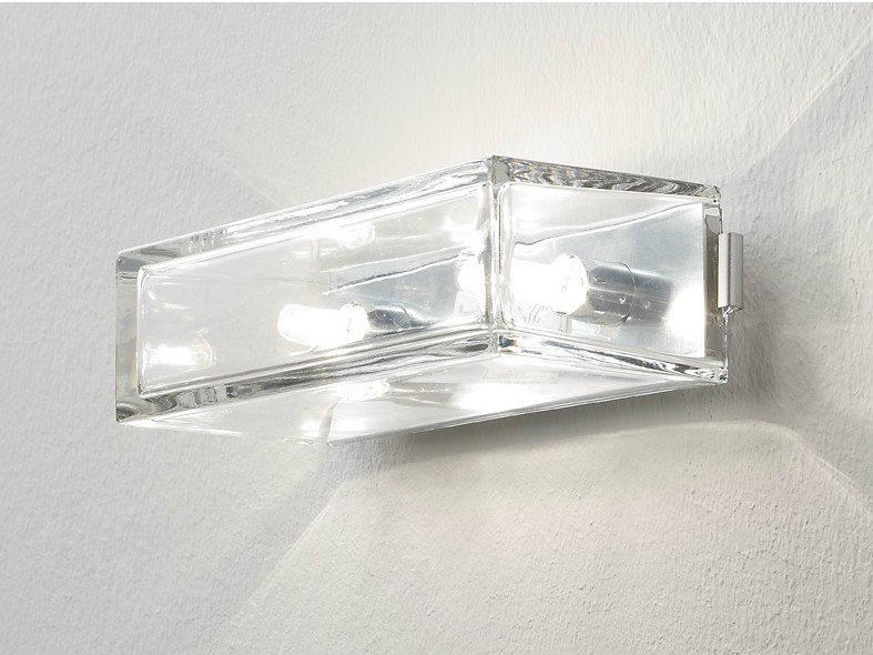 Wall lamp Glass wall lamp - Rexa Design