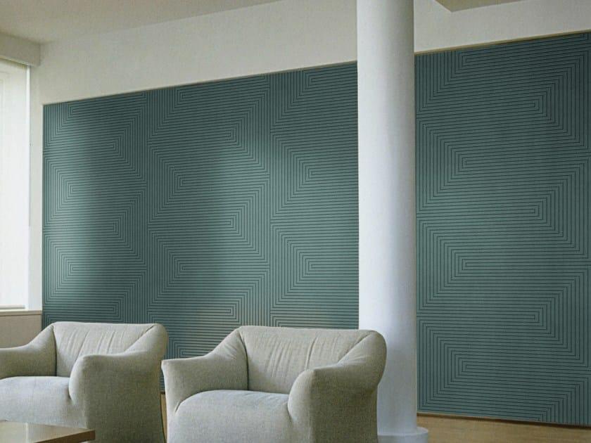 Paintable wall coverings parkour by gavazzi - Revestimientos de fibra de vidrio para paredes ...