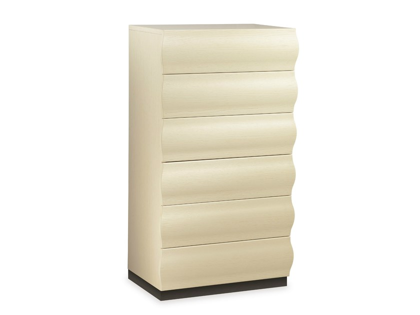 Wooden chest of drawers HELIOS DUE | Chest of drawers - Cantori