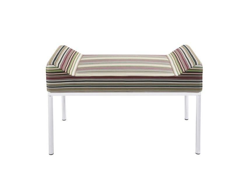 Fabric footstool FM | Footstool - KFF