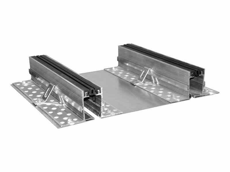 Aluminium Flooring joint K SISM M50 - Tecno K Giunti