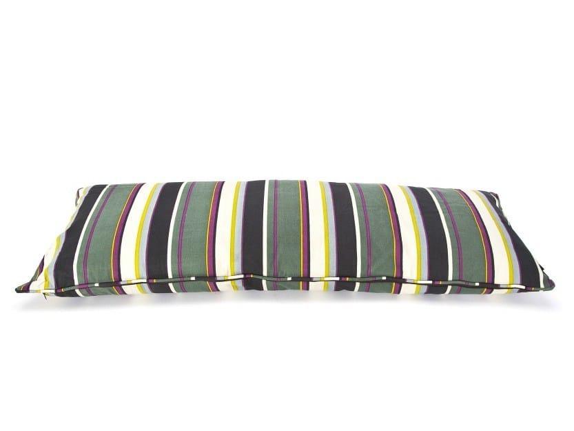 Rectangular cotton cushion POLKA - NORR11