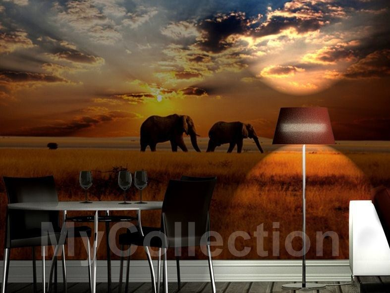 Landscape wallpaper FRIENDS - MyCollection.it