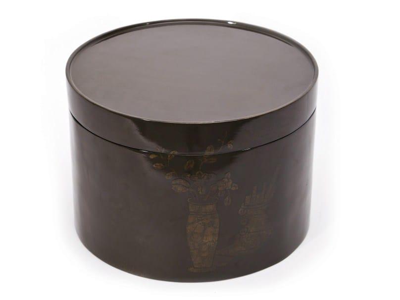 Wooden vase BUSTER - NORR11