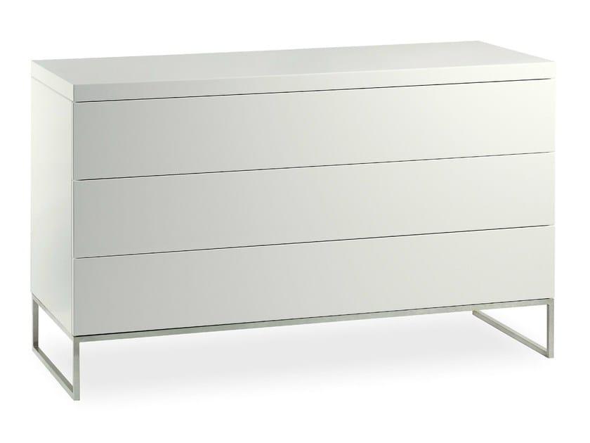 Wooden dresser NARCISO | Dresser - Cantori