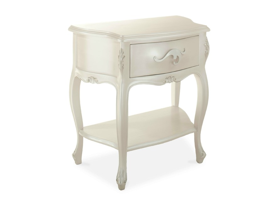 Wooden bedside table SISSI | Bedside table - Cantori