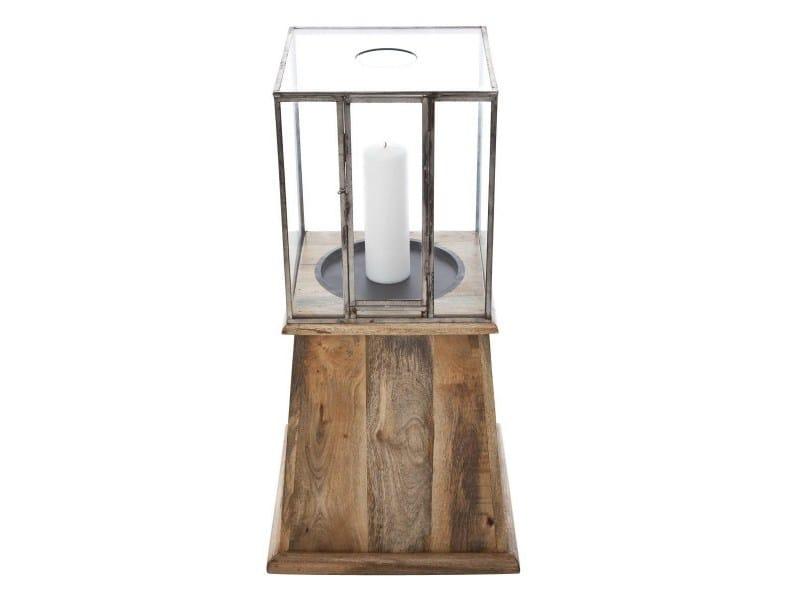 Wooden lantern BELLA - NORR11