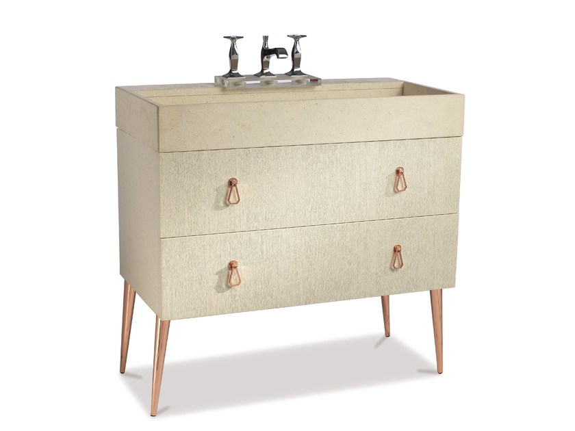 Vanity unit with drawers CITY | Vanity unit - Cantori