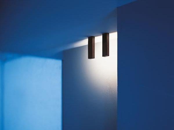 Aluminium wall lamp / ceiling lamp 45 - 20cm - FLOS