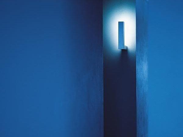 Aluminium wall lamp / ceiling lamp 45 - 44CM - FLOS