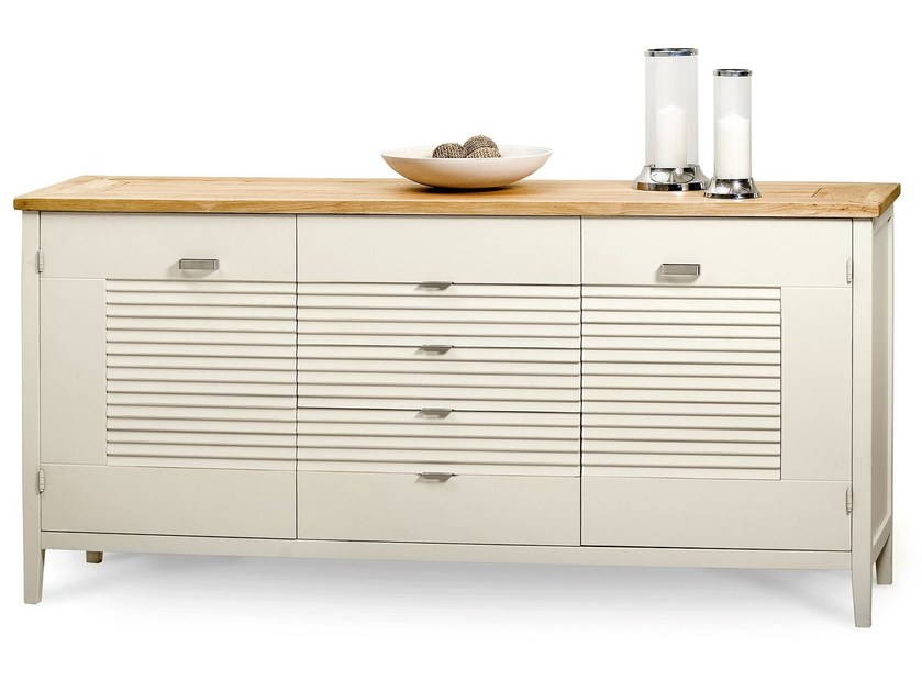 Wooden sideboard COSIMO | Sideboard - Cantori