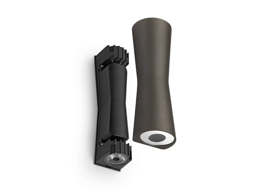 Die cast aluminium wall lamp CLESSIDRA | Die cast aluminium wall lamp - FLOS