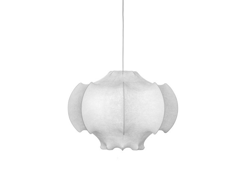Cocoon resin pendant lamp VISCONTEA - FLOS