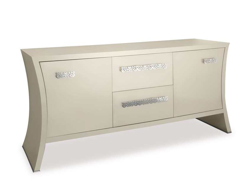 Wooden sideboard RICHARD | Sideboard - Cantori