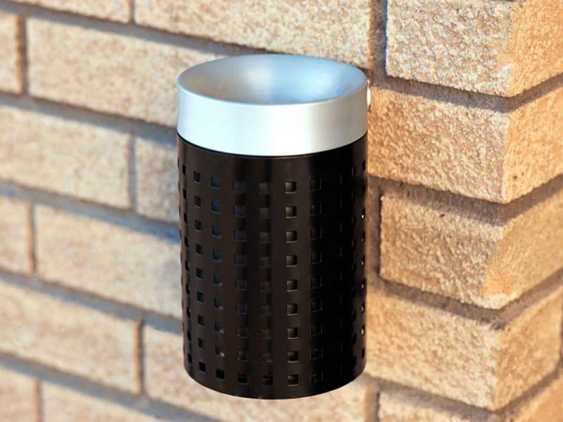 Steel ashtray KVADRAT | Ashtray by Nola Industrier