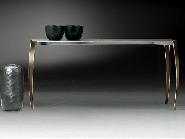 Rectangular console table SPIDER | Console table by F.lli Orsenigo