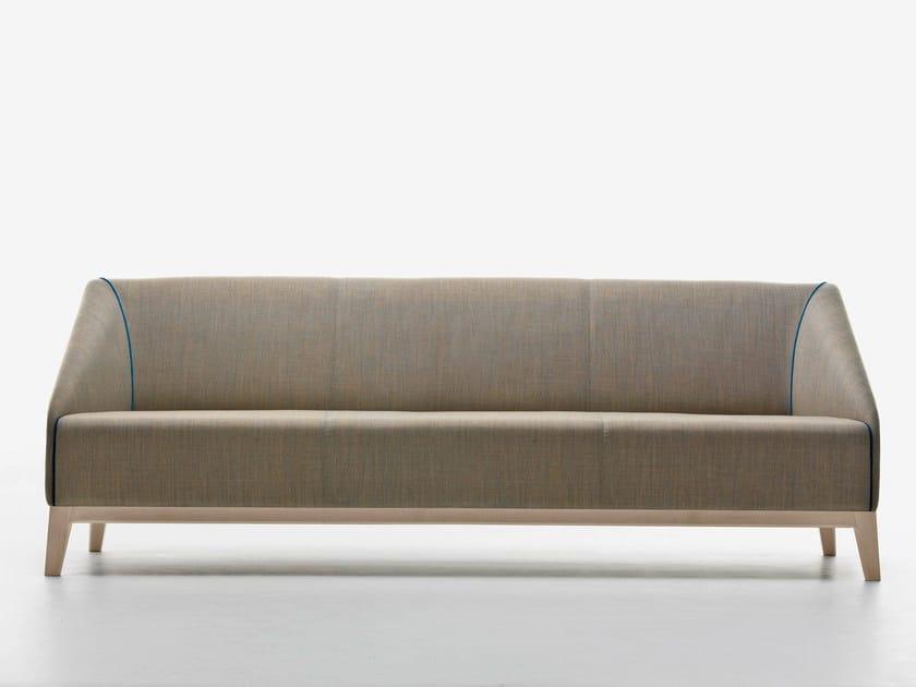 3 seater sofa SLOW | 3 seater sofa - Passoni Nature