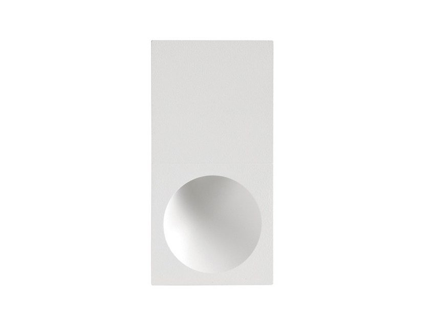 LED wall-mounted outdoor steplight THEBLOCKOFLIGHT - FLOS