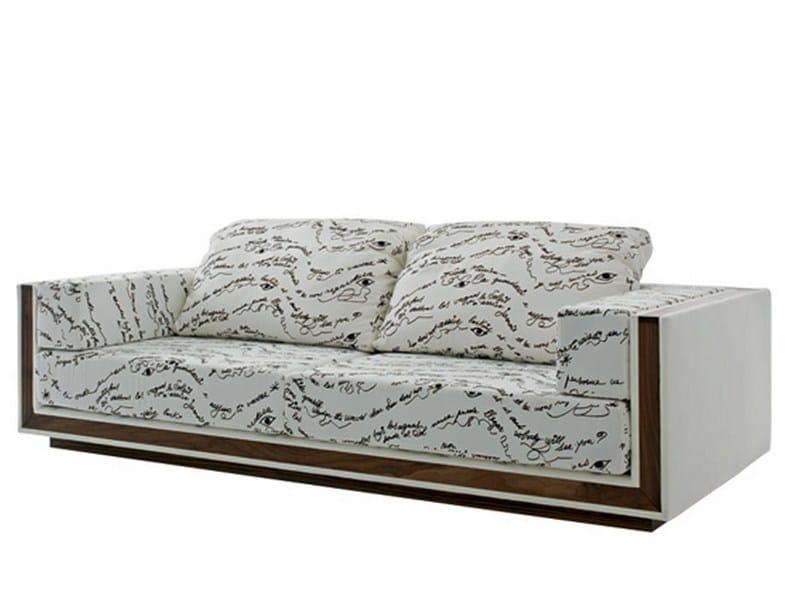 Fabric sofa PENROSE GIÒ PONTI SPECIAL - Passoni Nature