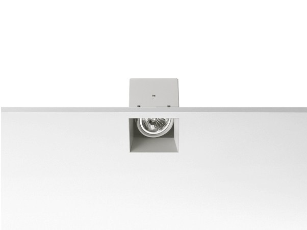 Invisible ceiling recessed spotlight COMPASS BOX RECESSED - FLOS
