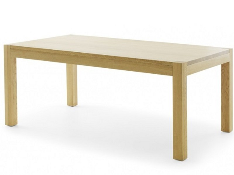 Table extensible rectangulaire en bois apollon by passoni for Table rectangulaire extensible bois