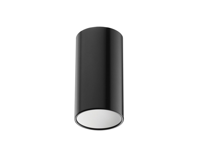 LED direct light polycarbonate ceiling lamp KAP SURFACE | Ceiling lamp by FLOS