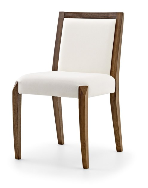 Upholstered fabric chair SAFFO SEDIA | Chair - Passoni Nature