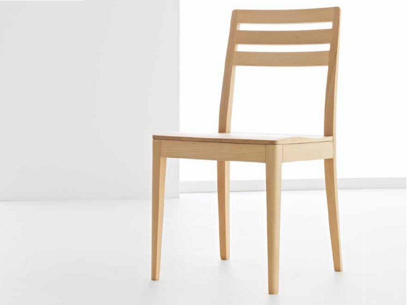 Beech chair IBERIA | Chair by Passoni Nature